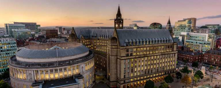 Manchester เมืองแห่งการเรียนรู้ ที่มีดีมากกว่าเรื่องฟุตบอล