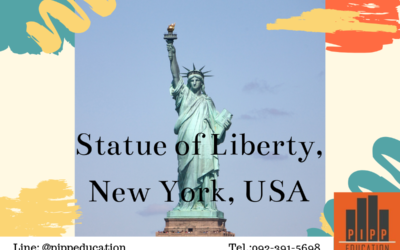 ประวัติเทพีเสรีภาพ อเมริกา ความเป็นมาของมรดกโลก สัญลักษณ์แห่งประวัติศาสตร์อเมริกา
