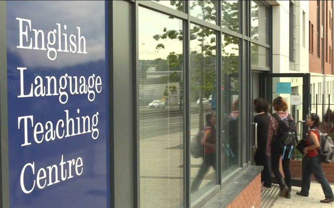 English Language Teaching Centre, The University of Sheffield