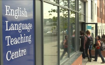 English Language Teaching Centre, The University of Sheffield